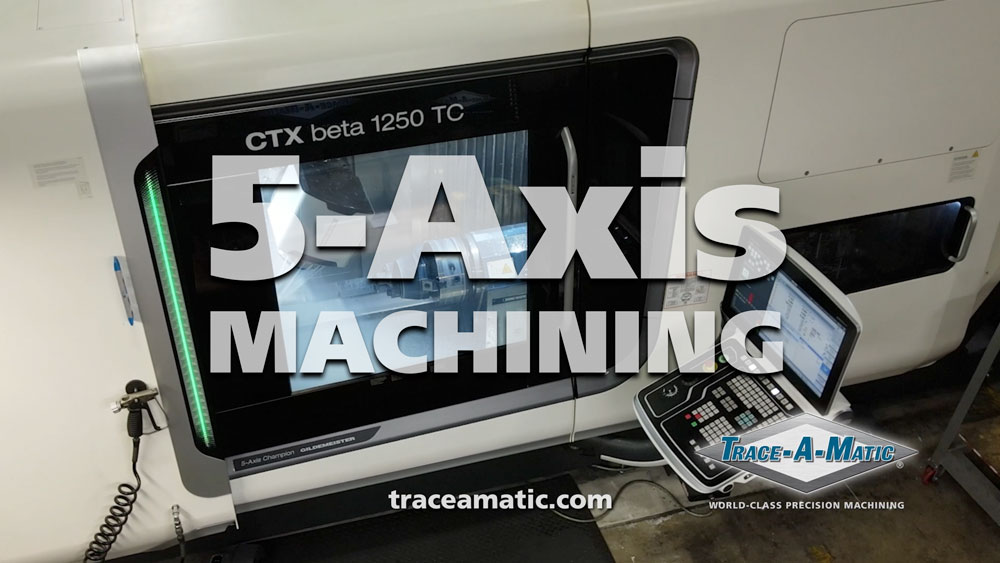 5-Axis Machining Service Video