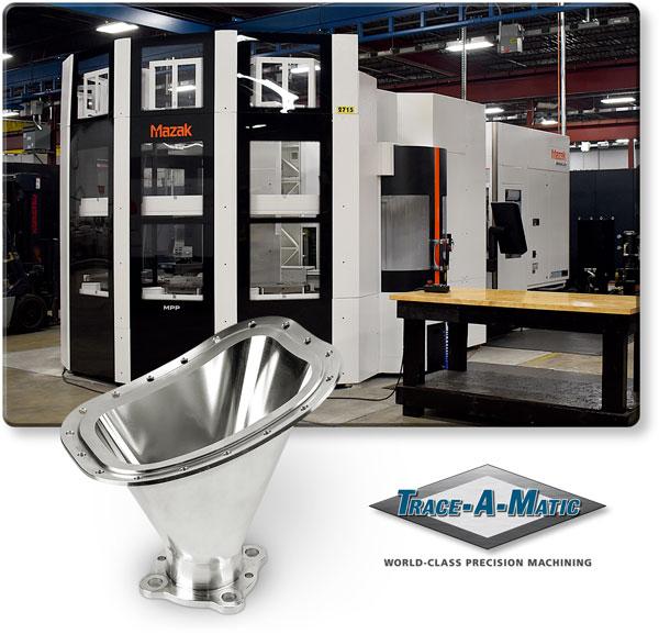 5-Axis Mazak HCR-5000