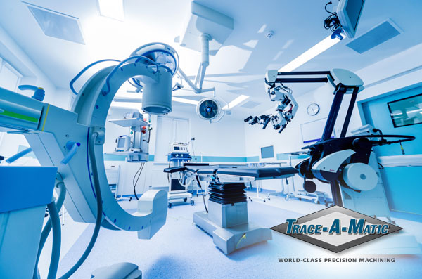Precision CNC Medical Devices