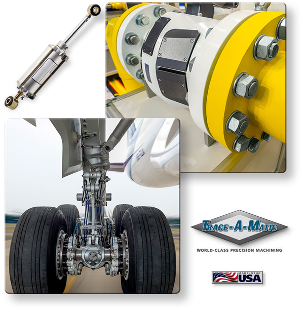 Aerospace, Oil and Gas Actuator Parts and Assemblies