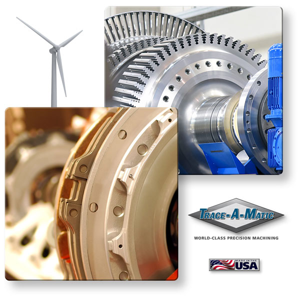 Aerospace and Turbine Industrial Rotor Components and Assemblies