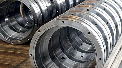 Steel Hubs