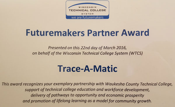Futuremakers Partner Award