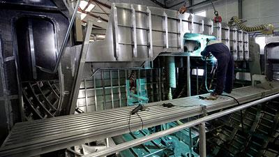 Marine CNC Machining