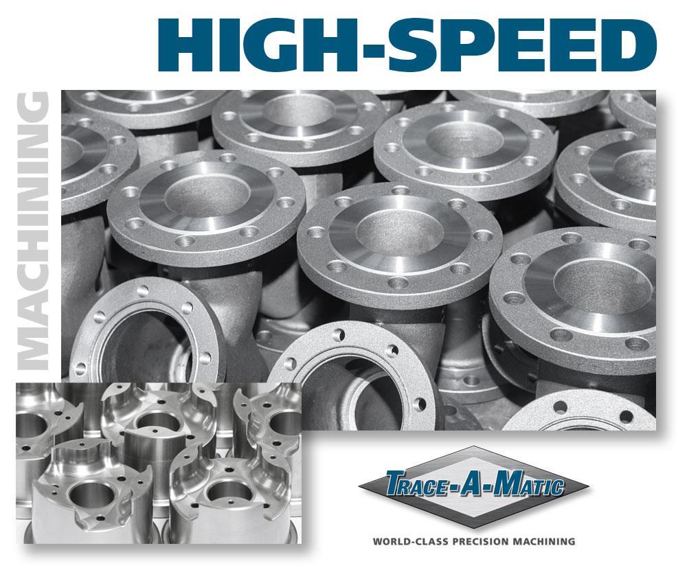 High-Speed CNC Machining