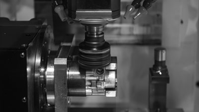 Index Rotary Table Machining