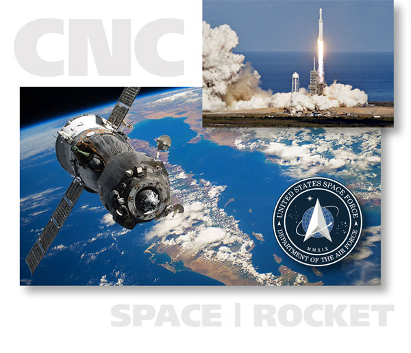Rocket Machining