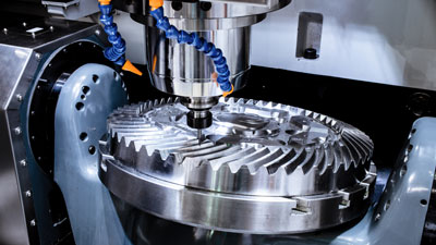 Multifaceted Machining