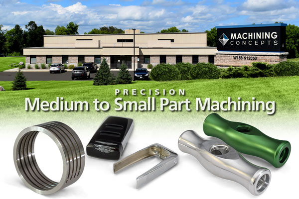 Machining Concepts Joins Manufacturing Group
