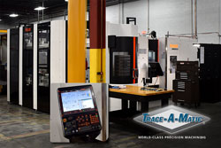 Trace-A-Matic's New Mazak HCN-5000 Horizontal Machining Center