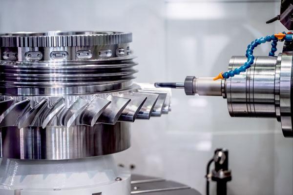 Precision Machined Parts Photo