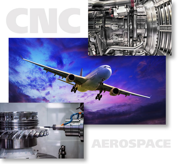 Precision Machined Aerospace Parts